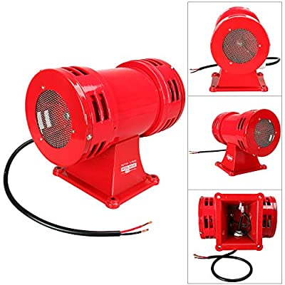 150db 110V 60HZ Industry Motor Driven Air Raid Siren Continuous Alarm Horn