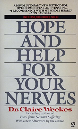 Hope and Help for Your Nerves cover