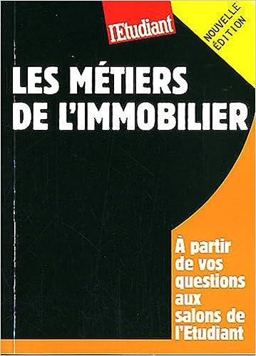 Livres Les métiers de l'immobilier epub pdf