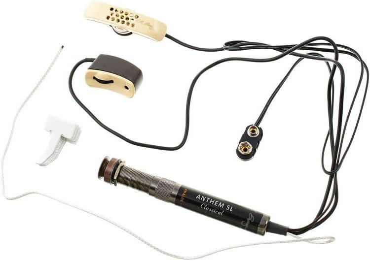 L.R. Baggs Anthem-SL-C - Pastilla acústica con micrófono para guitarras con cuerdas de nylon