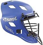 Diamond DCH-EDGE CX SM Edge Hockey Style Cather's Helmet Small Royal