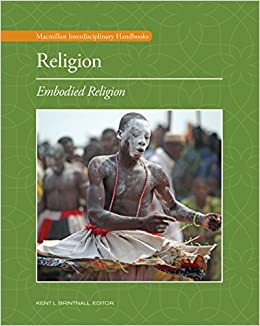Book Religion: Embodied Religion (Religious Studies)
