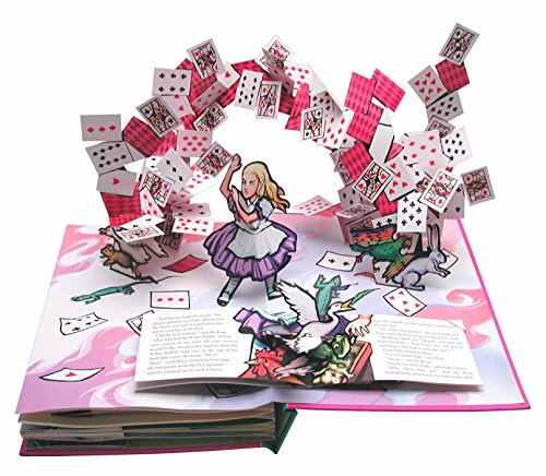 Alice's Adventures in Wonderland: A Pop-up Adaptation by Little Simon (Image #2)