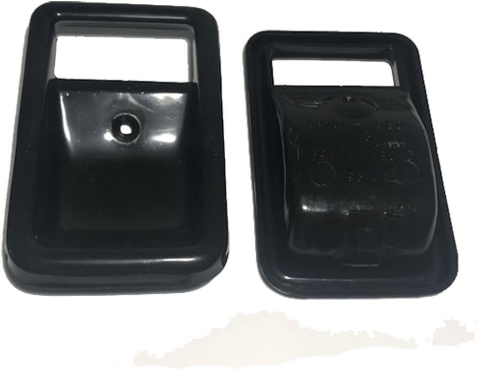 ihave Replacement For Pair Toyota Corolla KE70 AE71 TE72 Tercel Corona Inner Door Handle ฺฺBlack Color