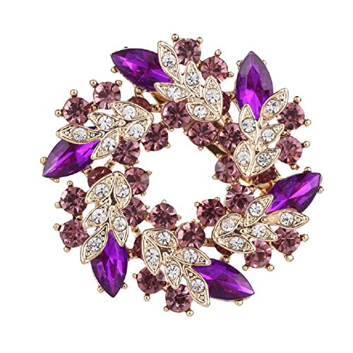 (Daisy Jewelry Vintage Womens Girls Bridal Wedding Bouquet Flower Wreath Brooch Pins For Sale)