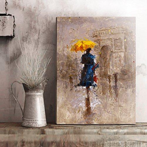 yellow painting - 3