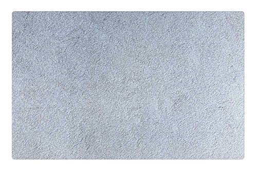 (Tree26 Indoor Floor Rug/Mat (23.6 x 15.7 Inch) - Plaster Texture Structure Pattern Wall Gray Urban)