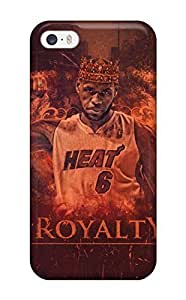 AndrewTeresaCorbitt Case For Ipod Touch 4 CoverRetailer Packaging Lebron James Miami Heat Nba Basketball Protective Case