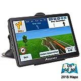 GPS Navigation Car-Spoken Turn Turn Directions, Direct Access, Driver Alerts,7 inch GPS Navigator