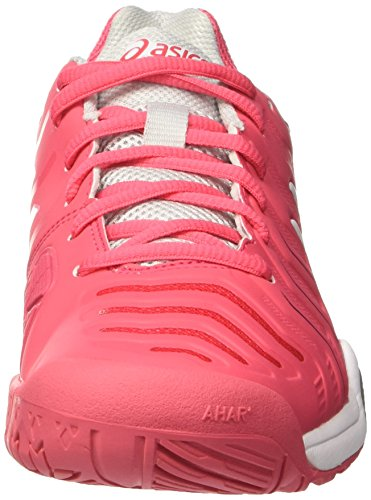 rouge Red glacier Rouge white De Femme Grey challenger Asics 11 Tennis Chaussures Gel nxHApxwzB8