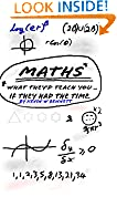 Maths - What they'd teach you....if they had the time