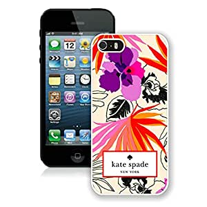 iPhone 5s Kate Spade White 028 screen phone case lovely ad grace design