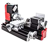 Metal Lathe - Update Miniature Metal Multifunction Machine Lathe machine 20000rev/min DIY by Eleoption