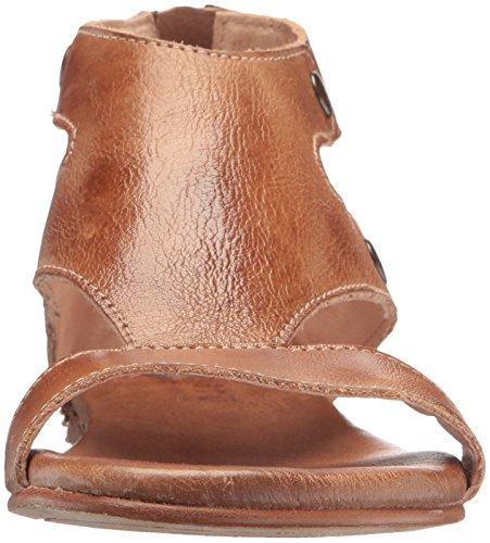 Seng Stu Kvinders Soto Flad Sandal Tan Rustik t8GEO