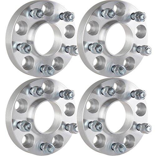 ECCPP® Hubcentric Wheel Spacers 4X 5 lug 1