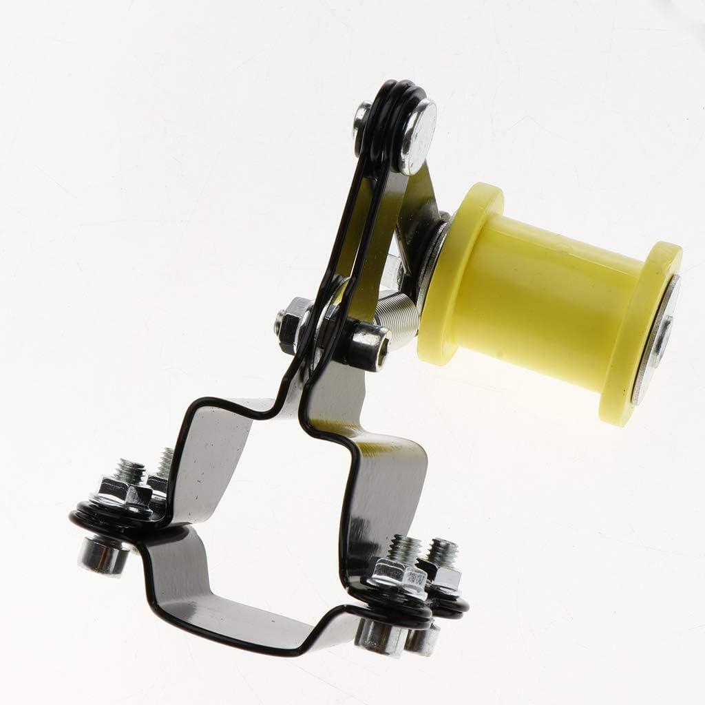 F/ácil Instalaci/ón Rotaci/ón Suave Shiwaki Universal Tensor de Cadena de Rodillo de Perno Ajustador de Modificaci/ón