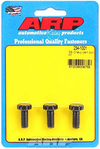 es Cam Bolt Kit, For Select Chevrolet Small And Big Block Applications ()