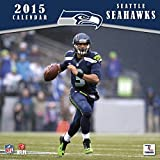 Turner Perfect Timing 2015 Seattle Seahawks Team Wall Calendar, 12 x 12 Inches (8011713)