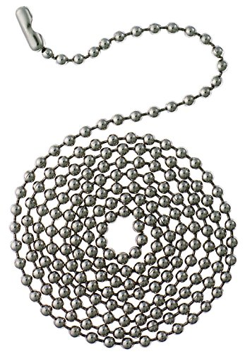 (WESTINGHOUSE Lighting 3' Bead Ss Chain)