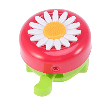 BESPORTBLE Bicycle Bell Ring for Kids Boys Girls Children Bike Bell Cute Bicycle Ring Bell Accessory - Red Green : Sports & Outdoors