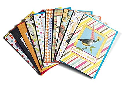 10 Pack Assorted Eco Friendly Birthday Cards Best Selling 5quot X 7quot