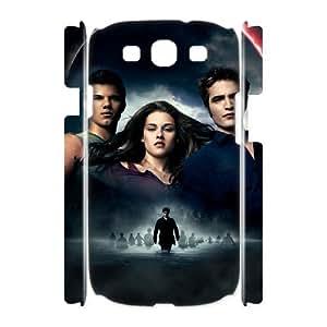 ALICASE Cover Case The Twilight Saga 3D Diy For Samsung Galaxy S3 I9300 [Pattern-1]
