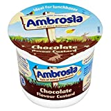 Ambrosia Choc Custard Pot 120g - Pack of 6