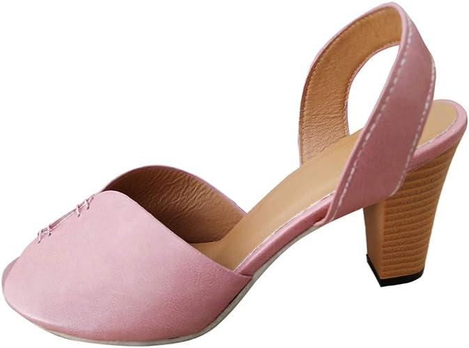 Heels Sandals Roman Shoes