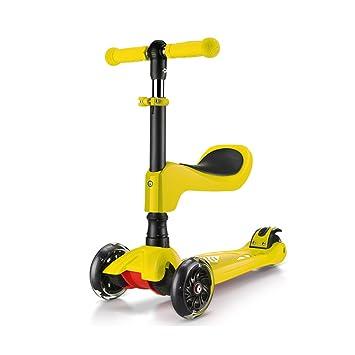 Brilliant firm Patinetes para niños Tres-en-uno Scooter ...