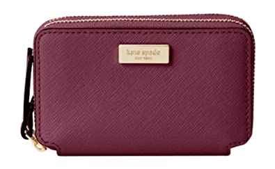 Kate Spade Laurel Way Rosie - Monedero con doble cremallera ...