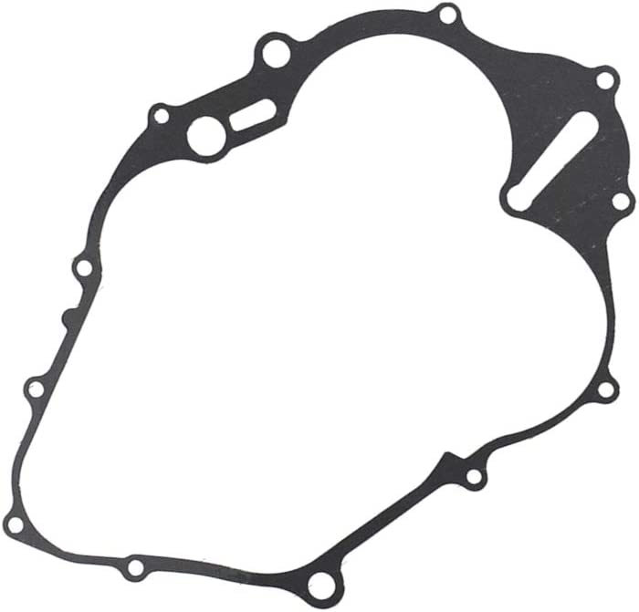ALL-CARB New Clutch Cover Gasket Fits for 2001-2005 Yamaha YFM660R Raptor 660R and LE and SE