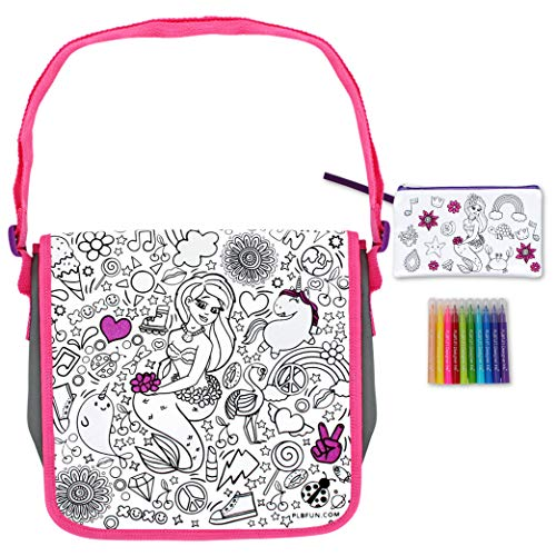 Decorate Messenger Vibrant Markers Coloring product image