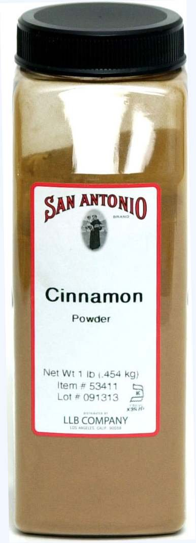 1-Pound Premium Cassia Cinnamon Powder