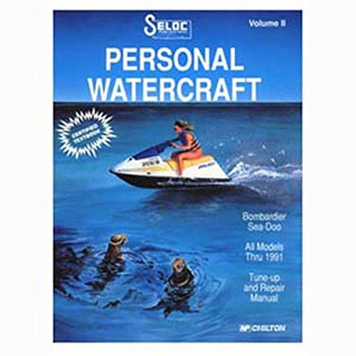 SELOC SERVICE MANUAL SEA-DOO / BOMBARDIER -