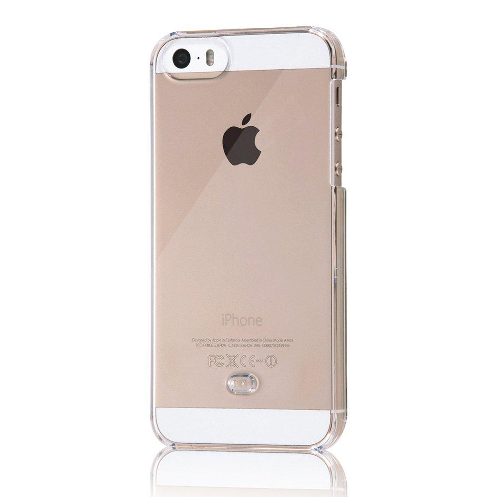 67f64f6930 レイ・アウト iPhone SE / iPhone5s / iPhone5 ケース ハードケース 3Hコート クリア RT