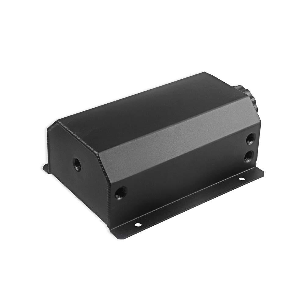 Carrfan Universal Auto Motor/öl Catch Can Reservoir Tank 2L Aluminiumlegierung