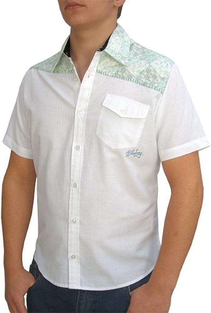 Camisa Blanca BILLABONG Hobokin: Amazon.es: Ropa y accesorios