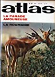 ATLAS LA PARADE AMOUREUSE [No 23] - LA ROUMANIE
