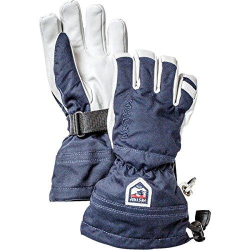 (Hestra Gloves 30560 Jr. Heli Ski, Navy - 7)