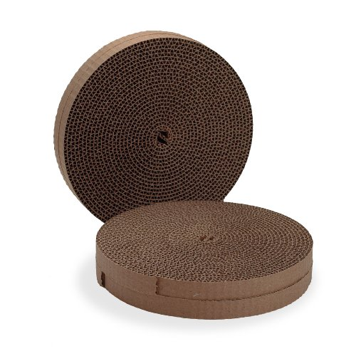 Bergan Turbo Scratcher Replacement Pads product image
