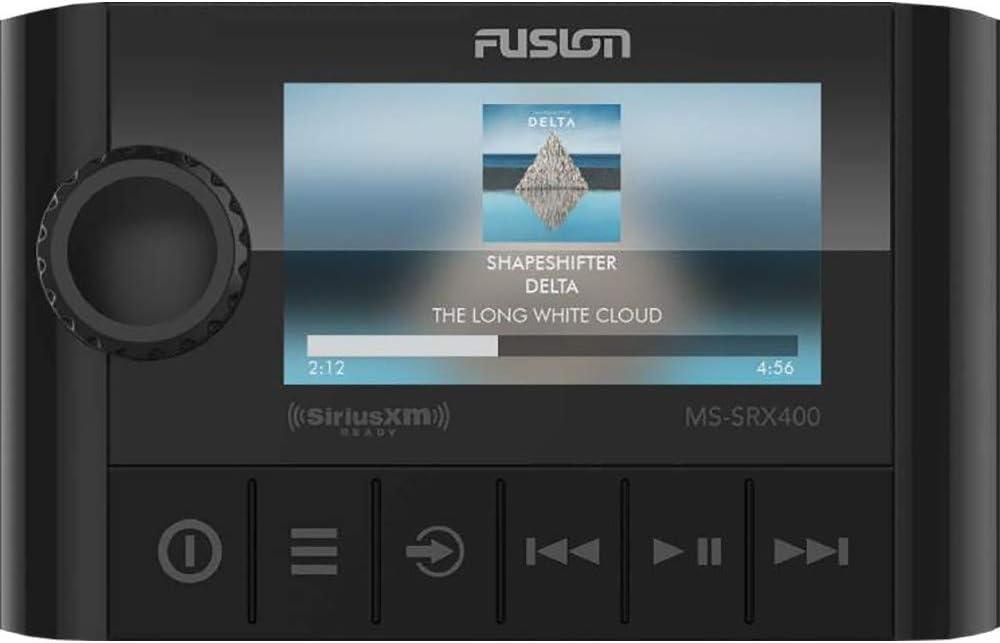 Fusion Ms Srx400 Apollo Series Zone Stereo Fernbedienung Navigation