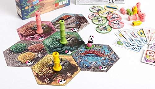 Asmodee 8132 - Takenoko Chibis, edición Italiana, Multicolor: aa.vv.: Amazon.es: Juguetes y juegos