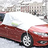 SEG Direct Car Windshield Snow Cover Universal Fit for Pick-up Van MPV SUV