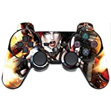 co PS3 Dual Shock wireless controller Vinyl Decal Sticker Skin by Compass Litho