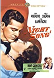 NEW Night Song (1947) (DVD)