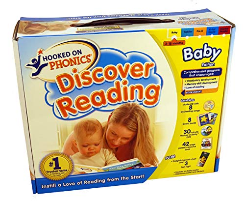Hooked on Phonics: Discover Reading - Baby Edition by Hooked on Phonics (Image #3)