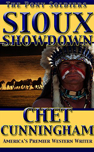 book cover of Sioux Showdown