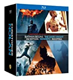 Christopher Nolan Director's Collection (Memento / Insomnia / Batman Begins / The Dark Knight / Inception) [Blu-ray]