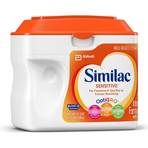 Similac Sensitive Infant Formula With Iron For Fussiness