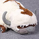 super mario sleeping bag - Cute Cartoon Cow Plush Toy Soft Comfortable Stuffed Doll Pillow Cushion Home Decoration